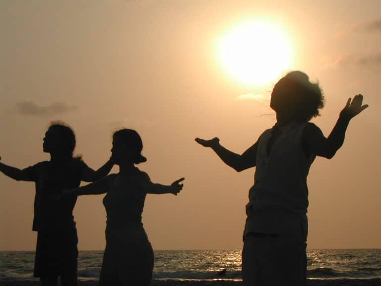 תרגול צ'י קונג חמשת האלמנטים