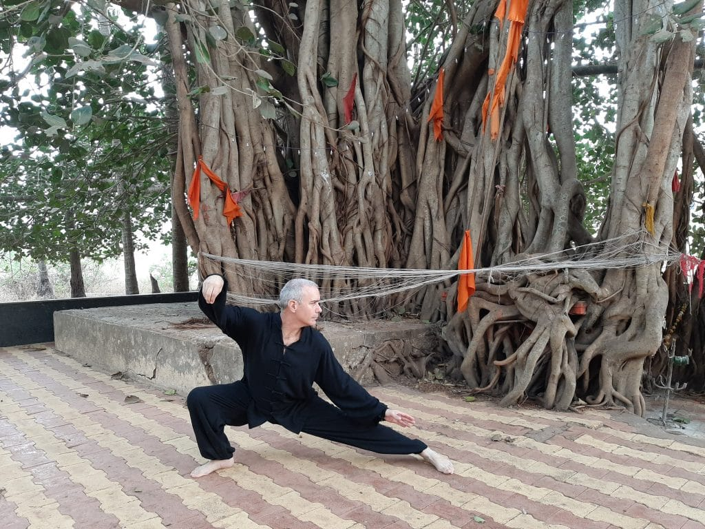 tai chi with daniel samelson