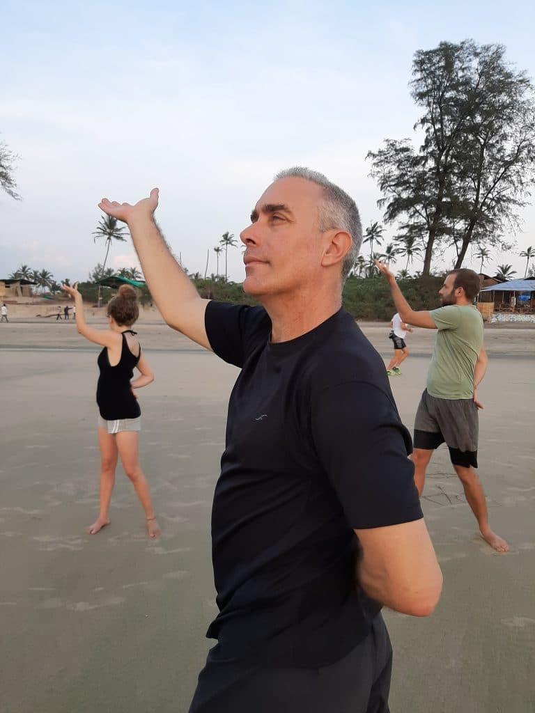 צ'י קונג דניאל סמלסון yi jin jing